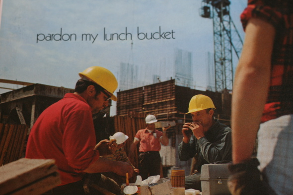 Pardon My Lunch Bucket, Hamilton 125 anniversary book cover