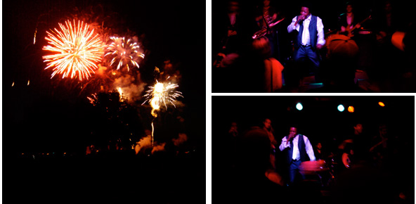 Bayfront Park fireworks, Canada Day, July 1st 2011, Lee Fields, funk, soul music, This Ain't Hollywood, Hamilton
