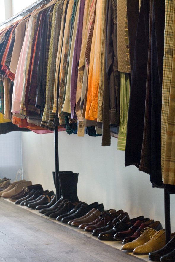 mens vintage shoes, MODify Your Closet, Hamilton, consignment & vintage clothing store