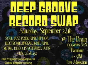 Deep Groove Record Swap