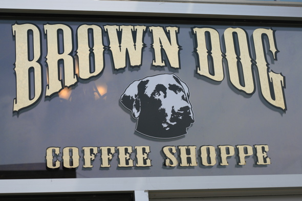 Brown Dog Coffee Shop & Frittery
