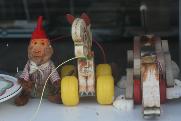 antique, vintage toys, upstate New York, Warsaw, NY,
