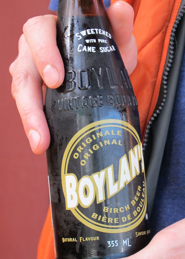 boylan's soda pop, Punch Bowl Country Market, 136 Ridge Road, Stoney Creek