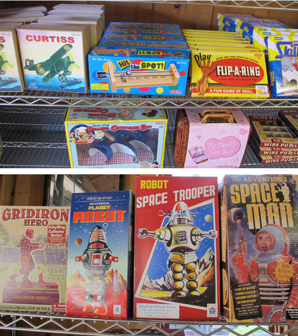 Punch Bowl Country Market, 136 Ridge Road, Stoney Creek, children's toys, nostalgic, vintage, novelty toys