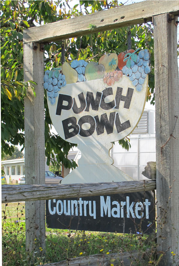 Punch Bowl Country Market, 136 Ridge Road, Stoney Creek
