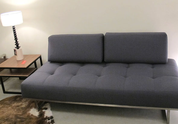 hansen & Lubbars, 114 james st. north, hamilton, ontario, gus sofa