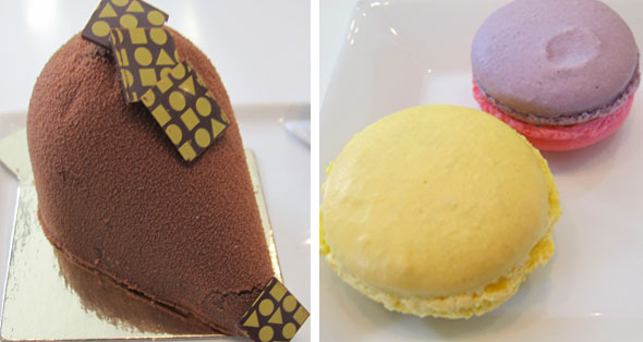 nadege patisserie, 780 queen st. west toronto