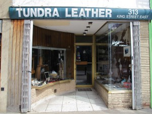 Tundra Leather