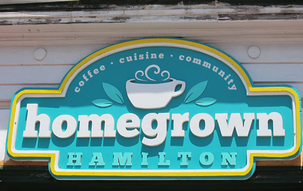 homegrown hamilton, coffee, cafe,