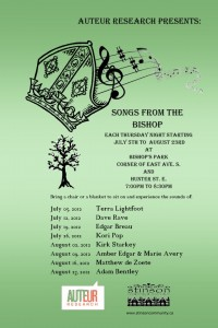 Songs From the Bishop