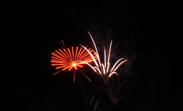 July 1st, Canada Day, Fireworks, Bayfront Park, Hamilton
