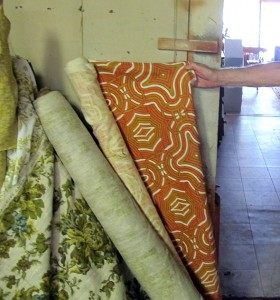 vintage french & retro upholstery