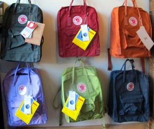 O's Clothes Fjall Raven Backpack