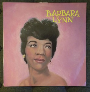 Barbara Lynn album cover