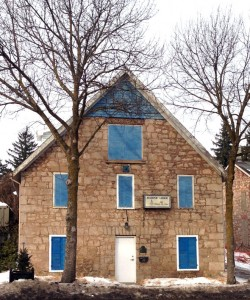 Masonic Lodge Ancaster