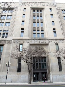 Dominion Public Building John St