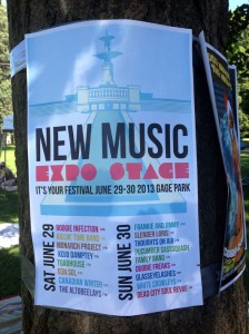 It's Your Festival New Music Expo 2013