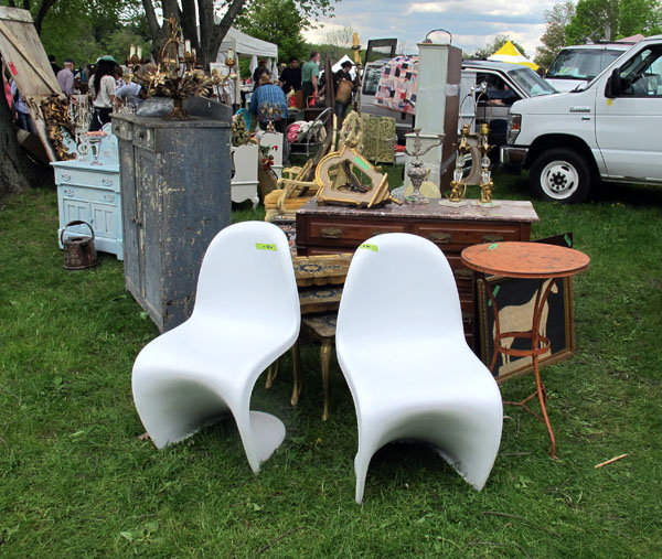 Christie Antique chairs