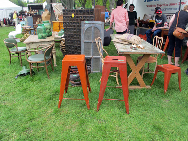 Christie Antique stools