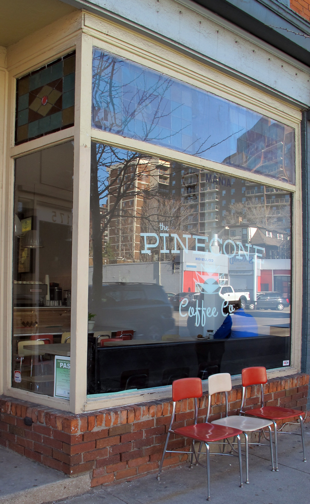 Pinecone Coffee Co 9