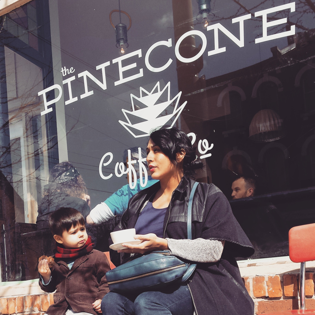 Pinecone Coffee co 5